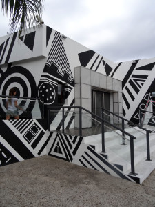 geometria improvisada para zebra club